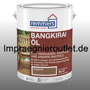 Remmers Gartenholz-Öle (2,5 Liter)