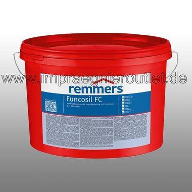 Remmers Funcosil FC cream - with 40% active ingredient (5 liter)